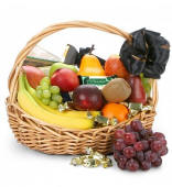 Chocolate and Fruit Orchard $54.95 Gourmet Gift Basket Same Day Delivery