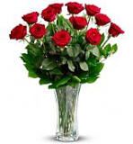 Classic Red Roses Bouquet