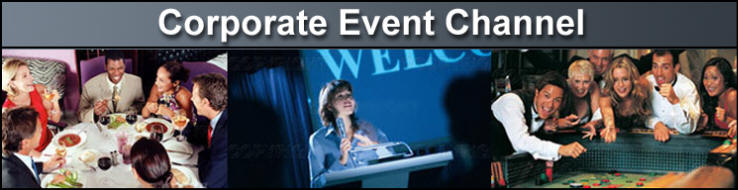 Event Planning and Party Resource Directory Corporate Event Channel
