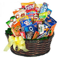Idaho Junk Food Birthday Basket 4495