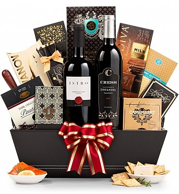 5th Ave Gift Basket 99.95