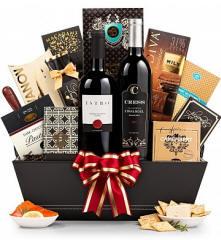 5th Ave Mediterranean Gift Basket
