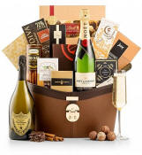 The Royal Champagne Gift Basket 169.95