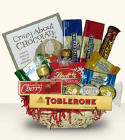Chocolate Obsessions Basket