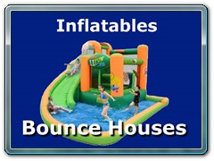 Bounce Houses, Inflatables, Water Slides