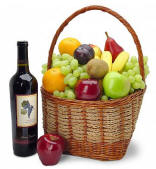 California Classic Wine Basket $99.95 Same Day Delivery to Boulder