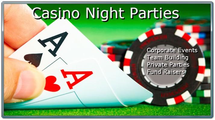 Hosting a casino party casino fountainbridge