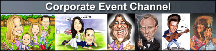 Massachusetts Caricature Artists