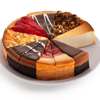 Gourmet Cheesecakes