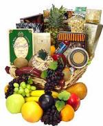 Christmas Gift Basket - Fruit