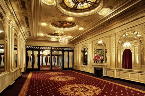 New York Event Locations Hudson Theatre The Historic