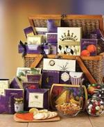 Christmas Gift Basket - Gourmet