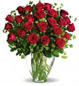 Fresh roses deliverd to any city in Delaware by Your Local Florist